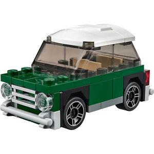 lego 40109 mini cooper mini model replica in loose state. Black Bedroom Furniture Sets. Home Design Ideas