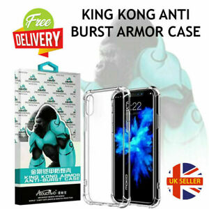 iPhone-SE-2020-7-8-X-XR-XS-Max-Gorilla-King-Kong-Anti-Burst-Case