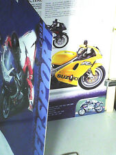 BEAU CATALOGUE SUZUKI 600/ 750 /1000 GSXR/ 1000 TLR  / 2001