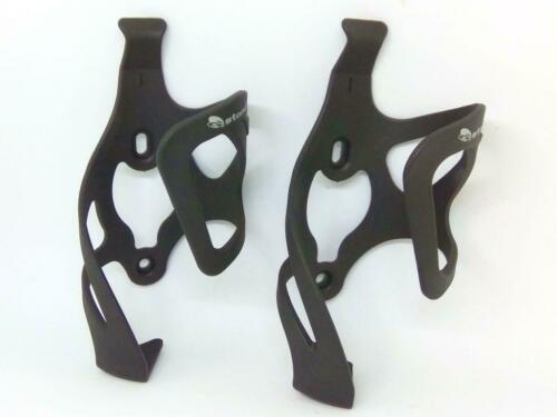 Stand Bike Water Bottle Cage Right Side 1 pair Black