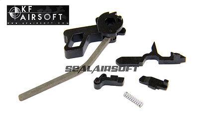 Black KUNG FU Lower Rail for Airsoft Toy TM Hi-Capa 5.1 GBB Series KF51-013A