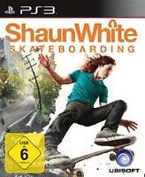 Playstation 3 Shaun White Skateboarding Ovp Neu