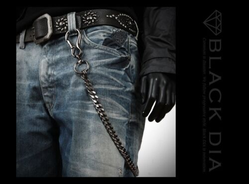 Guntwo Mens Wallet Chains Biker Strong Thick Heavy Jean Wallet Chain C1200 UK