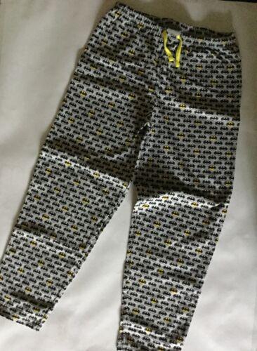 Garçons gris et noir pantalon de détente avec batman logo détail en tailles 6-7 ans