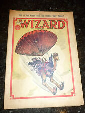 THE WIZARD Comic (1939) - No 867 - Date 15/07/1939 - UK Paper Comic