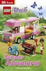 LEGO Friends Summer Adventures by Catherine Saunders (Hardback, 2014)
