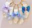 miniatuur 5 - Baby Girls Kids Lace Tutu Flower Bows Elsa Party Costume Tights Newborn Toddler