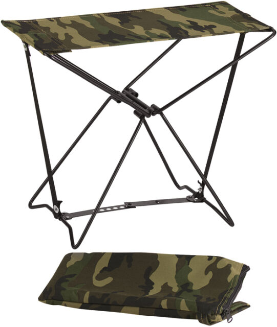 Pleasing Rothco Folding Camp Stool 4575 Woodland Camo Squirreltailoven Fun Painted Chair Ideas Images Squirreltailovenorg