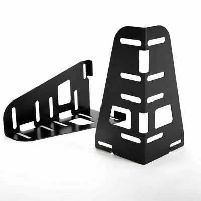 Zinus Sleep Master Headboard Bracket Olb Bk 2pk