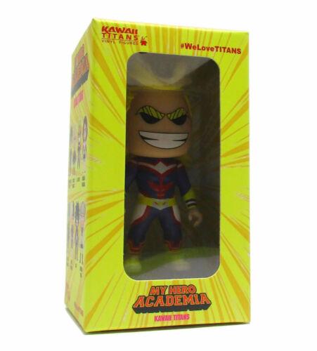 "MY HERO ACADEMIA Kawaii Titans Mini Series ALL MIGHT 3/"" Vinyl Figure"