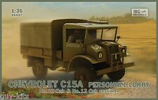 Camion-cargo Canadien CHEVROLET C15A - KIT IBG Models 1/35 n° 35037