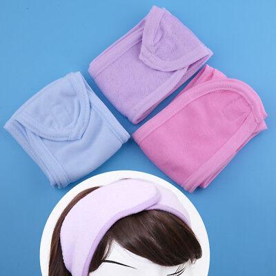 Spa Bad Dusche Make up waschen Gesicht kosmetische Stirnband Haarband Haarband