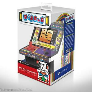 Consola Retro Micro Player Mini arcade  Dig Dug