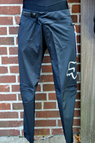 Fox Attack water Pant lluvia pantalones negro agua viento densamente/%/% sale/%/% nuevo!