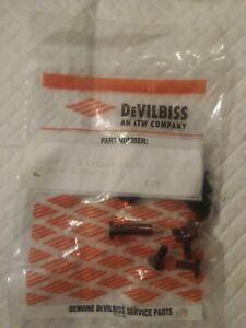5 pieces DEVILBISS Trigger Bearing Stud Kit JGA-35-K5