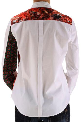 Print Flower Tg Smith Camicia And Fiori Geometrical Intarsi Paul Patchwork 40 IqzxwPYY