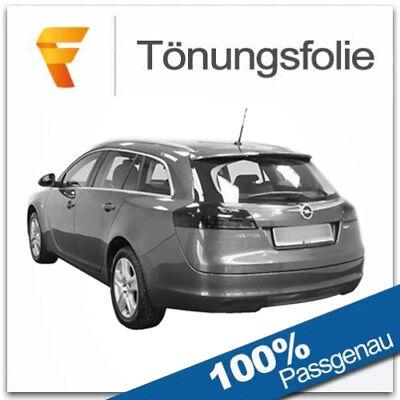 Tönungsfolie passgenau Opel Insignia A Stufenheck 4-Türer 11//2008-04//2017