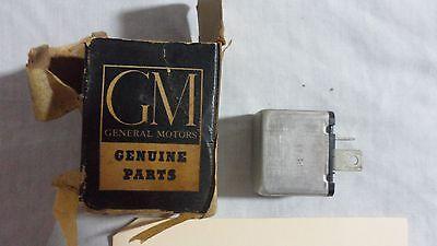 1959 - 64 GM Flasher GM #3767367 NOS