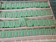 20x Toko MC120 RF Coils E526HN10005 Ham Hobby Hi Stab VHF 30-300MHz 120-005