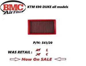 KTM-690-DUKE-all-models-AIR-FILTER-BMC-performance