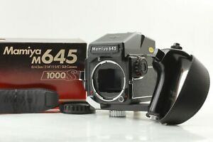 N-Nuovo-di-zecca-in-scatola-Mamiya-M645-1000s-Film-Fotocamera-Con-AE-Finder-A-PRISMA-Giappone