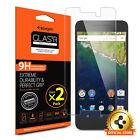 Spigen® For Google Nexus 6P [GLAS.tR SLIM] Tempered Glass Screen Protector [2PK]