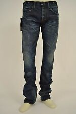 PRPS Japan Men Jeans P71P55X Barracuda Magellanic Dark DRK size 42 x 34