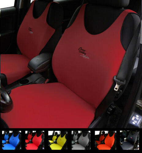 Vehicle Parts & Accessories Interior Styling DARK RED SEAT COVERS ...