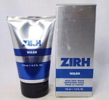 Zirh Wash Mild Face Wash ~ 4.2 fl oz. ~ BNIB
