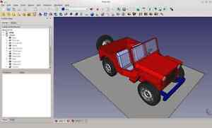 Details about FreeCAD (Professional 3D Parametric Modeling CAD Software)  Windows/Mac DVD