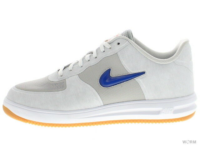 NIKE LUNAR FORCE 1 FUSE SP CLOT 717303-064 Ntrl Taille 8
