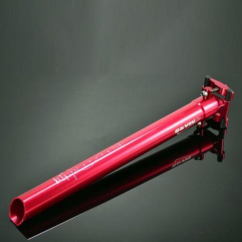 TMARS Lightweight Alloy Seatpost 31.6 X 350mm Red