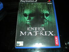 Inserire la matrice-ps2-PLAYSTATION 2-Game-PAL AREA - 15+