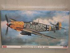 Hasegawa 1/48 Scale Messerschmitt Bf 109E-4/7/B 'Jabo'  -  Factory Sealed