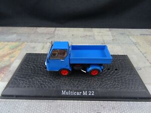 Multicar M 22 Atlas Edition DDR 1:43 Spur 0 OVP A1547