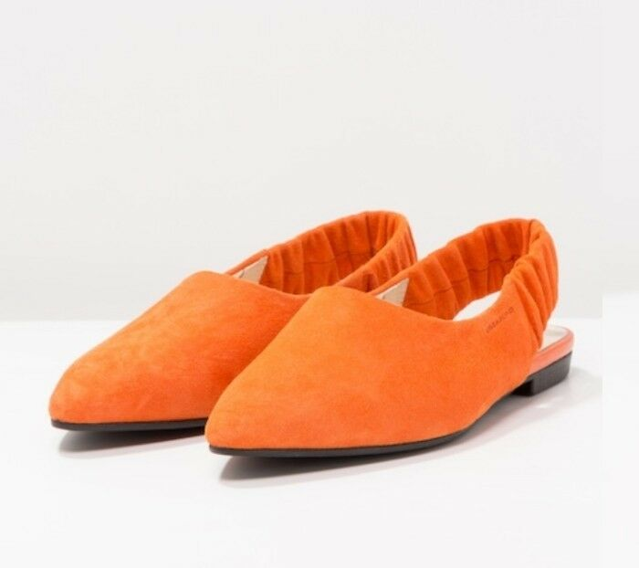 Vagabond KATLIN - Slip-Ons ORANGE SIZE UK 5/EU 37