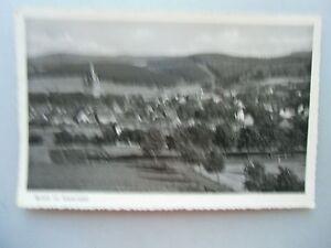 Ansichtskarte Brilon im Sauerland 1952