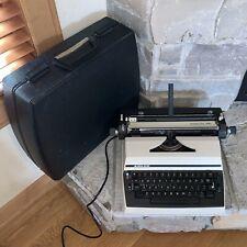 Near Mint Adler Typewriter Satellite 2001 Vintage Electric Typewriter
