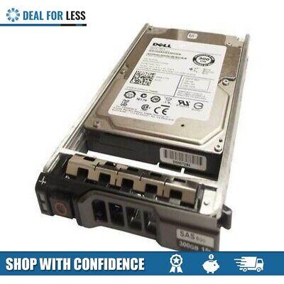 "Dell 300GB 6G 15K 2.5/"" SP SAS H8DVC 0H8DVC ST9300653SS HDD Hard Drive"