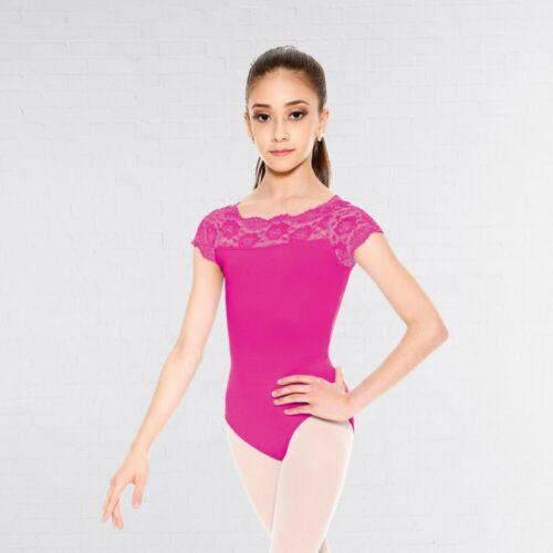 So Danca E-11134 Child Laced Top Dance Leotard