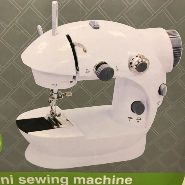 House To Home Mini Sewing Machine Dual Speed Doule Stitch Foot Pedal Unique New Home Sewing Machine Foot Pedal