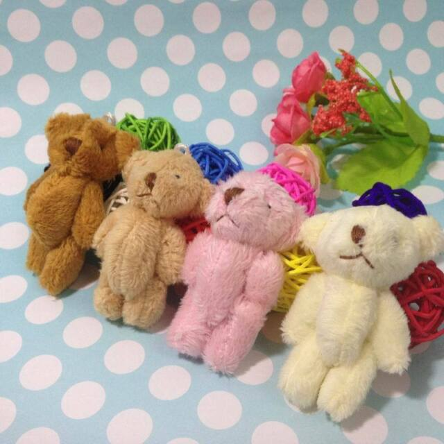 Stuffed Night Light Plush Holiday Lovely Teddy Bear Soft Doll Baby Toy SALE