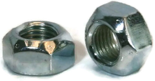 """5//16/""""-24 UNF QTY 50 Stover Hex Lock Nut Grade C Prevailing Torque Lock Nuts"""