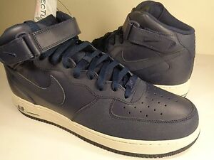 nike air force obsidian bone mid