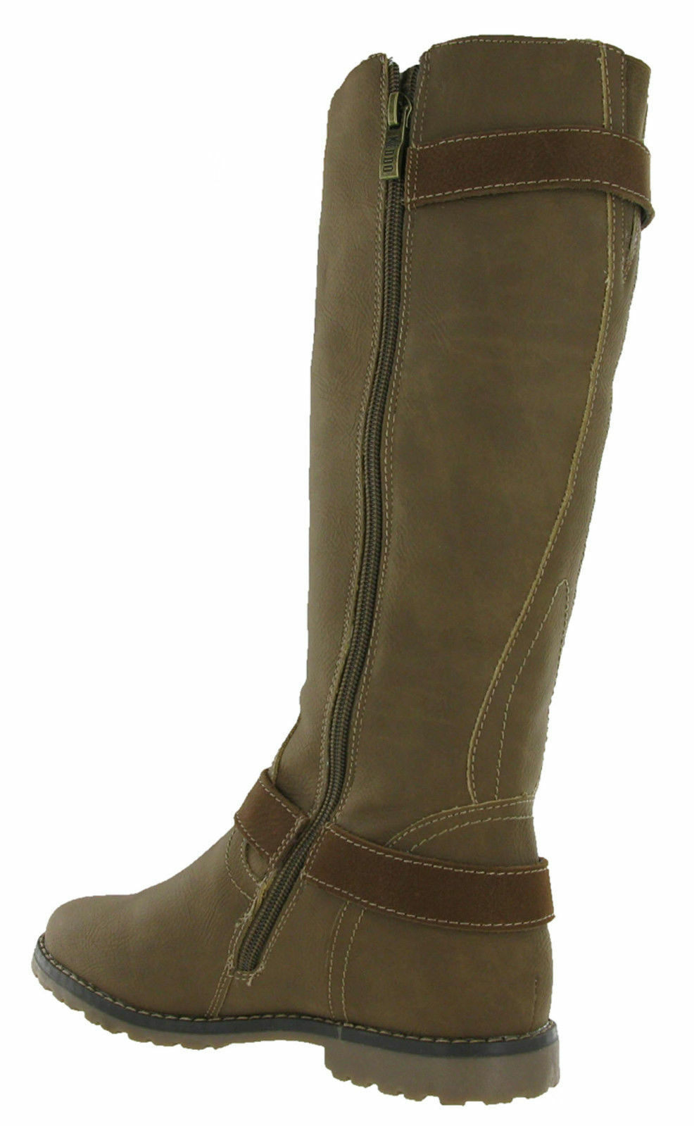 Damenschuhe Keddo High Knee High Keddo Camel Suede Stiefel a2bbe7