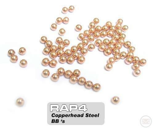 Copperhead Acier BB /'s Bouteille de 1500