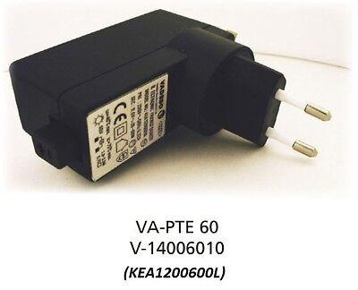 Vadsbo, 20w - 60w, 12vac Elettronico Trasformatore Plug-in (spina Eu), Va-pte 60-mostra Il Titolo Originale Elaborato Finemente