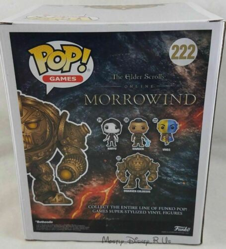 Colossus Morrowind The Sdcc 6 The Elder 222 222 2017 6 Scrolls Enanos Colossus Scrolls Morrowind Elder Enanos Online Pop Online EE8wqZf