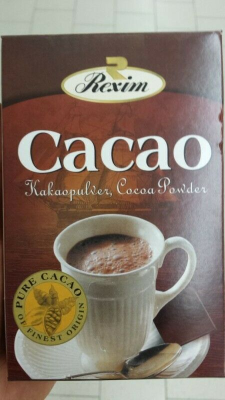 Image 1 - REXIM GERMAN DUTCH PROCESS COCOA POWDER 250G - GREAT FOR HOT CHOCOLATES & BAKING