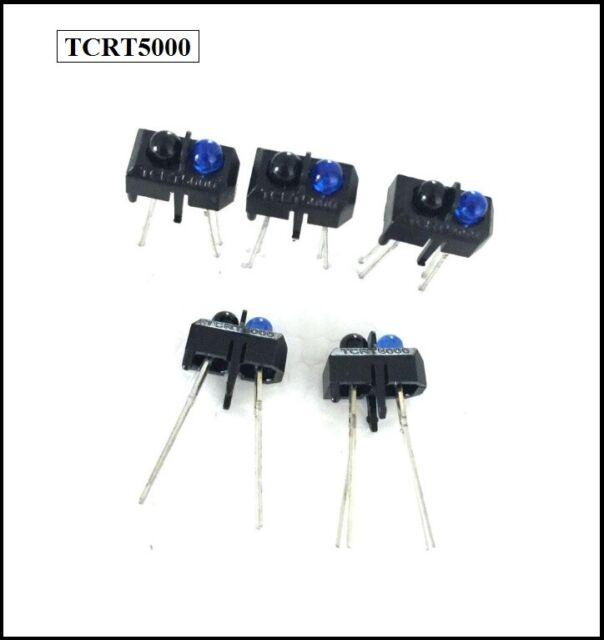 5 / 10 Pcs TCRT5000 Reflective Optical Sensor Photoelectric Switch [B1Z2~A17]
